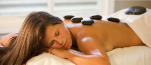 Spalon  Stone Massage