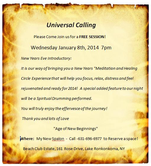 Universal Calling