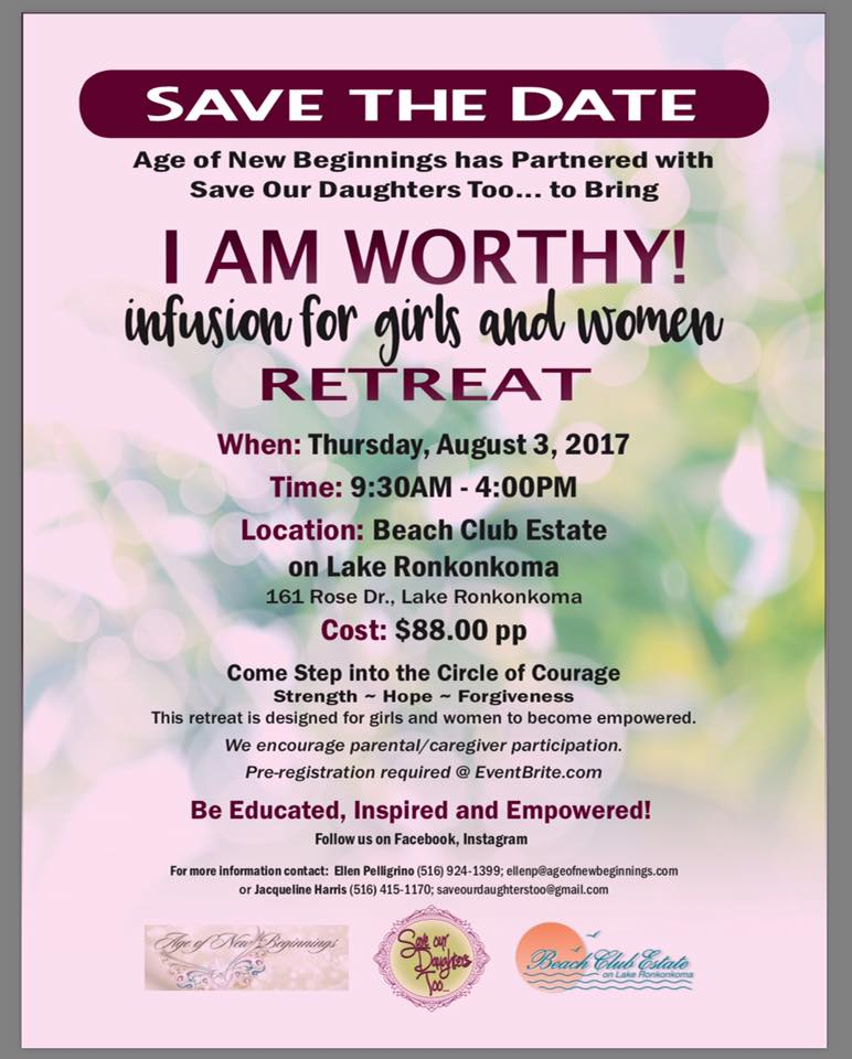 I am Worthy retreat